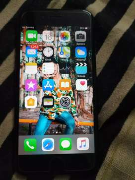 I phone 7 32gb  charger , bill ,only box is missing only 10 months use