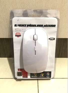 Mouse Bluetooth Wireless For Windows Mac Untuk PC Laptop Tanpa Kabel