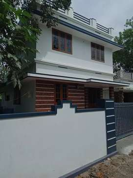 3 bhk 1200 sqft 4 cent new build house at edapally varapuzha area