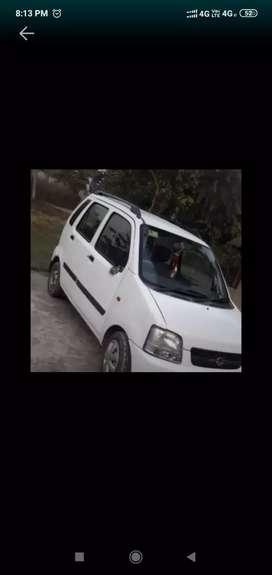 Maruti Suzuki Wagon R 2001 Petrol 128000 Km Driven