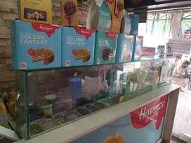 The icecream shuffle (Havmor) icecream Parlour