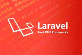 Professional PHP Laravel developer for your project