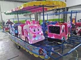 odong odong kereta panggung mini coaster banyak DISKON UK
