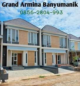 Rumah Mewah 2 Lantai Termurah Dan Terlaris di Grand Armina Banyumanik