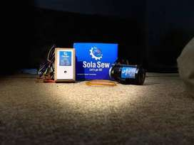 Sola sew DC motor for sewing machine