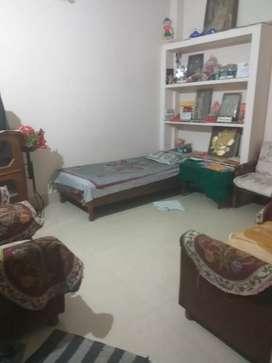 1 Bedroom , Drawing Room, Dining Hall