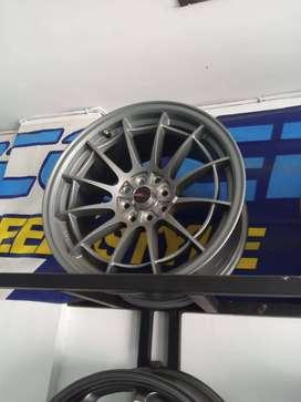 Velg Mobil Xenia Racing R17 Bisa Tukar Tambah Di Toko Velg Mobil Medan