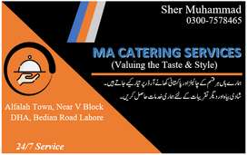 MA Catering Services