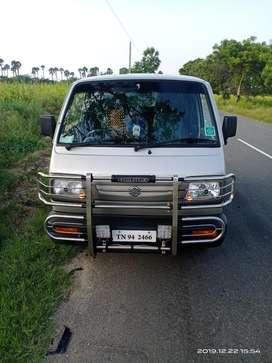 Maruti Suzuki Omni 8 STR BS-III, 2017, LPG