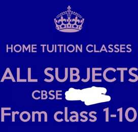 Coaching Classes andHome Tuition Available Near Guru Teg Bahadur Nagar