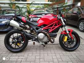 Ducati Monster 797 Red