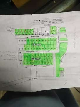 5marla Recidential Plot For Sale In Bostan Valley