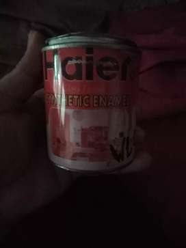 Haier synthetic enamel paint