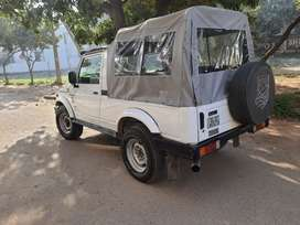 Maruti Suzuki Gypsy civilian 2009 for sale