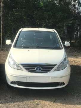 Tata Indica Vista VX Quadrajet BS IV, 2012, Diesel