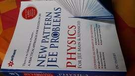 JEE physics problem solving book