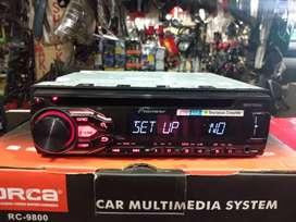 SINGLEDIN PIONEER seri DEH-X1850UB CD Mp3 USB Audio Mobil.
