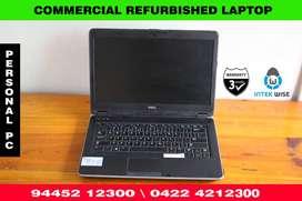 3 month warranty dell i5 4TH 6440 i5/8gb/500gb REFURBISHED LAPTOP