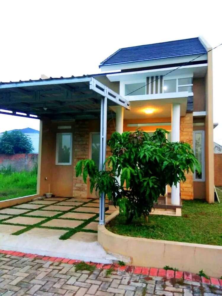 rumah modern dekat stasiun cilebut