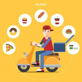 Wanted Food Delhivery Boy for zomoto