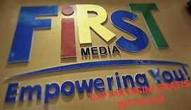 FIRSTMEDIA INTERNET WIFI UNLIMITED FIRST MEDIA