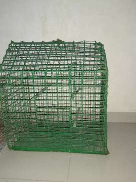 Iron cage medium size