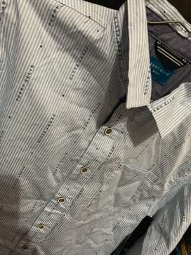 Three piece branded perry Ellis set for size 10