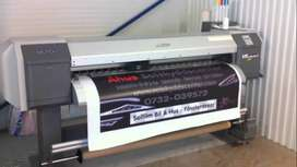 Sublimation Machine Mutoh 1614e