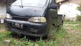 Dijual mobil daihatsu espass thn 2005 bak