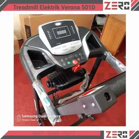Elektrik Treadmill 3 Fungsi