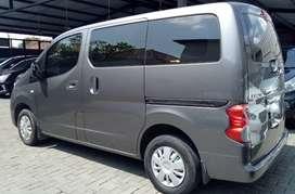 Astina Mobil TDP 9 JT NISSAN Evalia 1.5 ST MT Manual abu-abu 2014