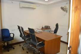 SEMI FURNISHED OFFICE SPACE FOR RENT @ ASHOK NAGAR MAIN ROAD