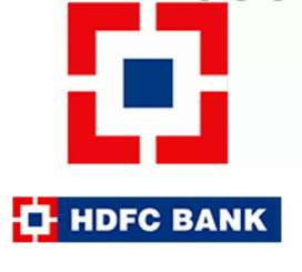 Hdfc bank job require all india