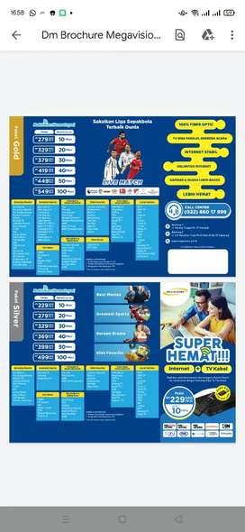 Megavision internet & tv cable