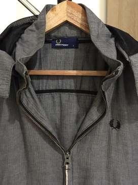 Jacket Hoodie zipper grey