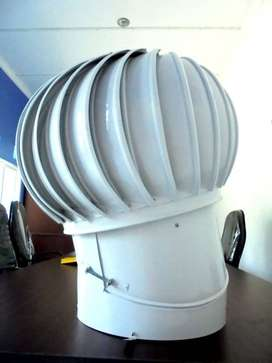 "Turbine Ventilator Warna Mustaka Vent 18"""
