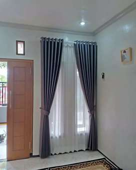 Gambar gordyn gorden hordeng curtain berkualitas