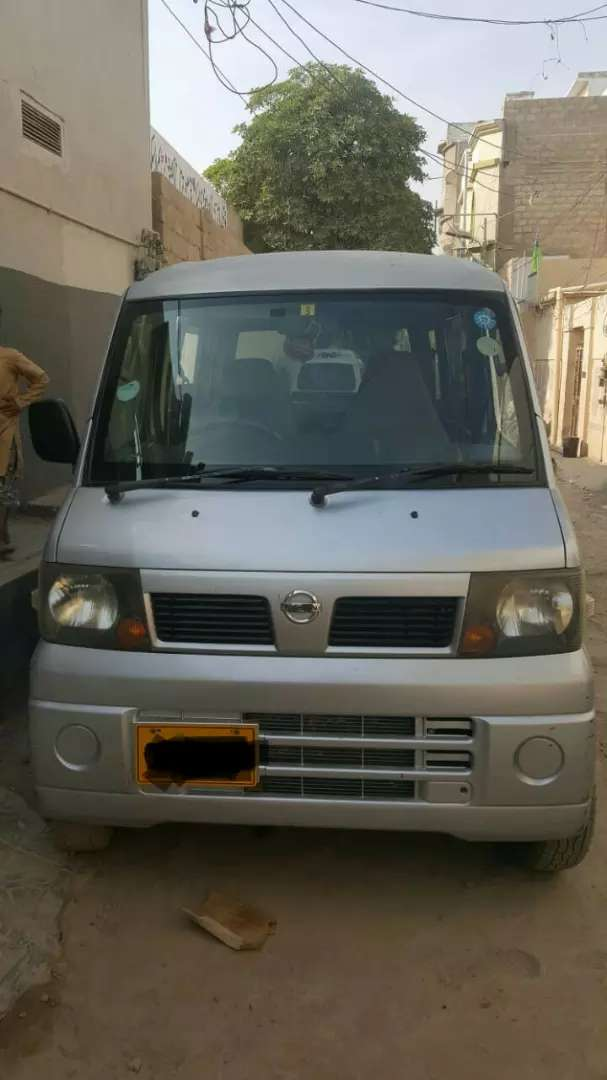 Nissan clipper for sell 0