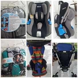 Stroller baby car
