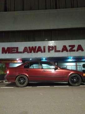BMW E36 318i AT M40 IRIT!