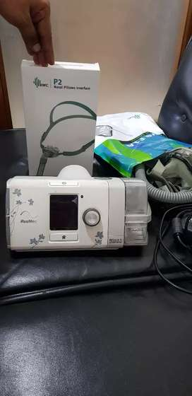 Auto cpap  machines resmed Australia  model S 10 with new mask