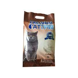 Premium Cat Litter – Coffee Scent