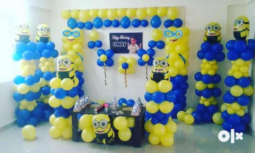 Balloon Decoration service 0