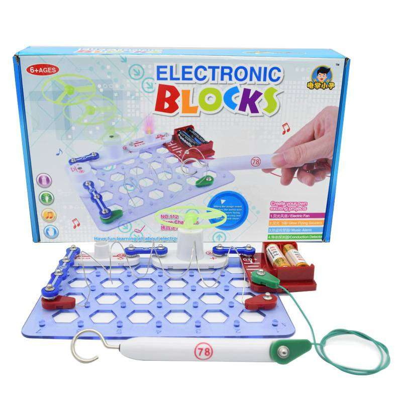 New Electronics kit Snap circuits Discovery Kit Science Education 0