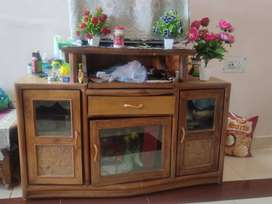 TV Stand Cum Showcase Kewal 5000 Mai