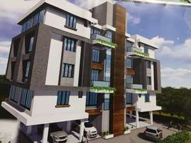 Under construction 2 bhk flats for sale in fatorda