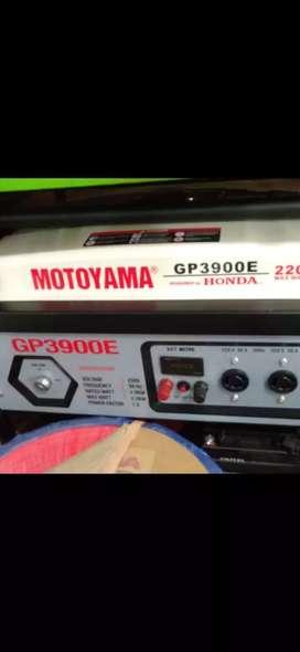 Generator Honda original power 2200 watt