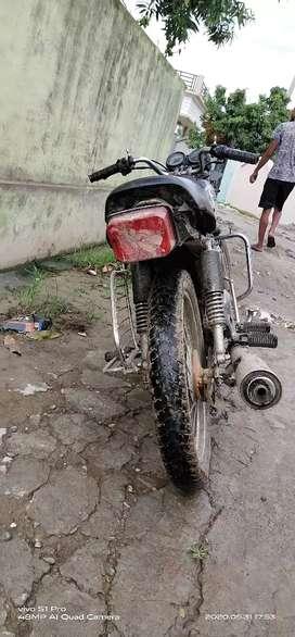 Emergency buy . Bike in good condition