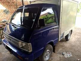 Suzuki carry box 2008
