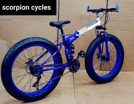 Brand New Bicycles with gear